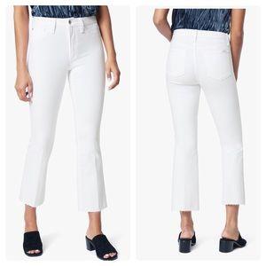 Joe's Jeans HIGH RISE CURVY CROPPED BOOTCUT